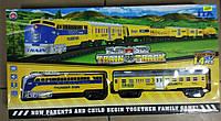 Железная дорога HX2012-11, железная дорога игрушка, игрушка поезд, детская железная дорога