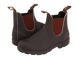 Ботинки/Сапоги (Оригинал) Blundstone BL500 Stout Brown