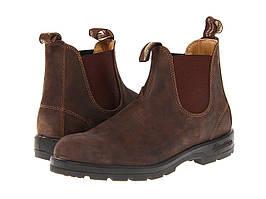 Ботинки/Сапоги (Оригинал) Blundstone BL585 Rustic Brown