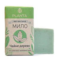 PLANTA Мыло Planta Чайное дерево 100 гр