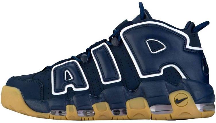 Мужские кроссовки в стиле Nike Air More Uptempo
