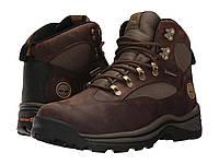 Ботинки/Сапоги (Оригинал) Timberland Chocorua Trail Mid Waterproof Dark Brown Full-Grain