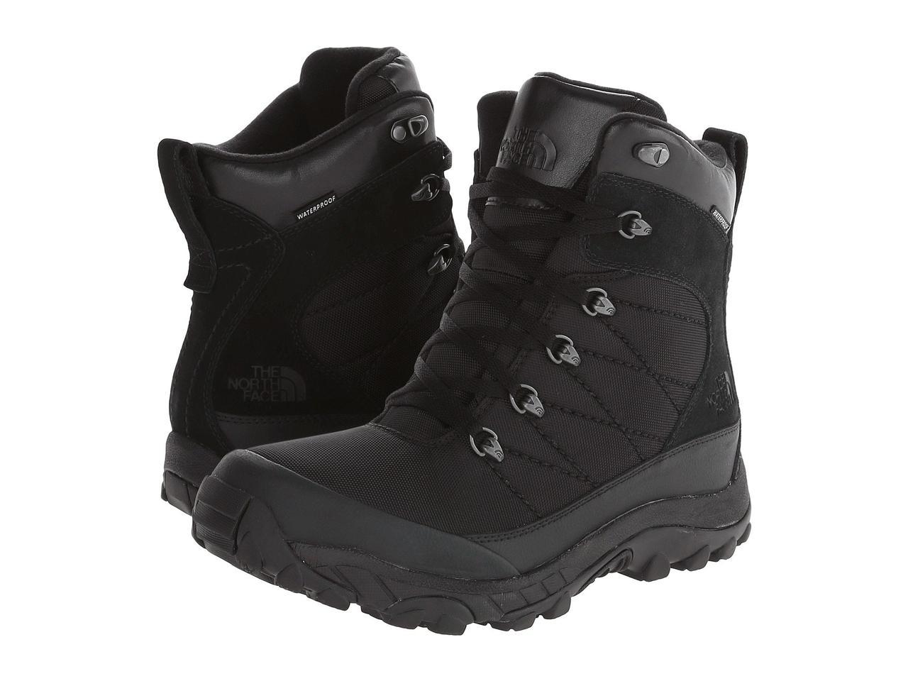Ботинки/Сапоги (Оригинал) The North Face Chilkat Nylon TNF Black/TNF Black
