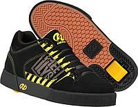 Кроссовки Heelys Caution роликовые 45,5 7538-12