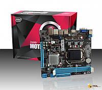 AFOX Socket 1150 Afox IH81-MA 2xDDR3, VGA, HDMI, 1xPCIEx16x, 4xSATA2, 3xUSB2, 1xLAN, Micro ATX