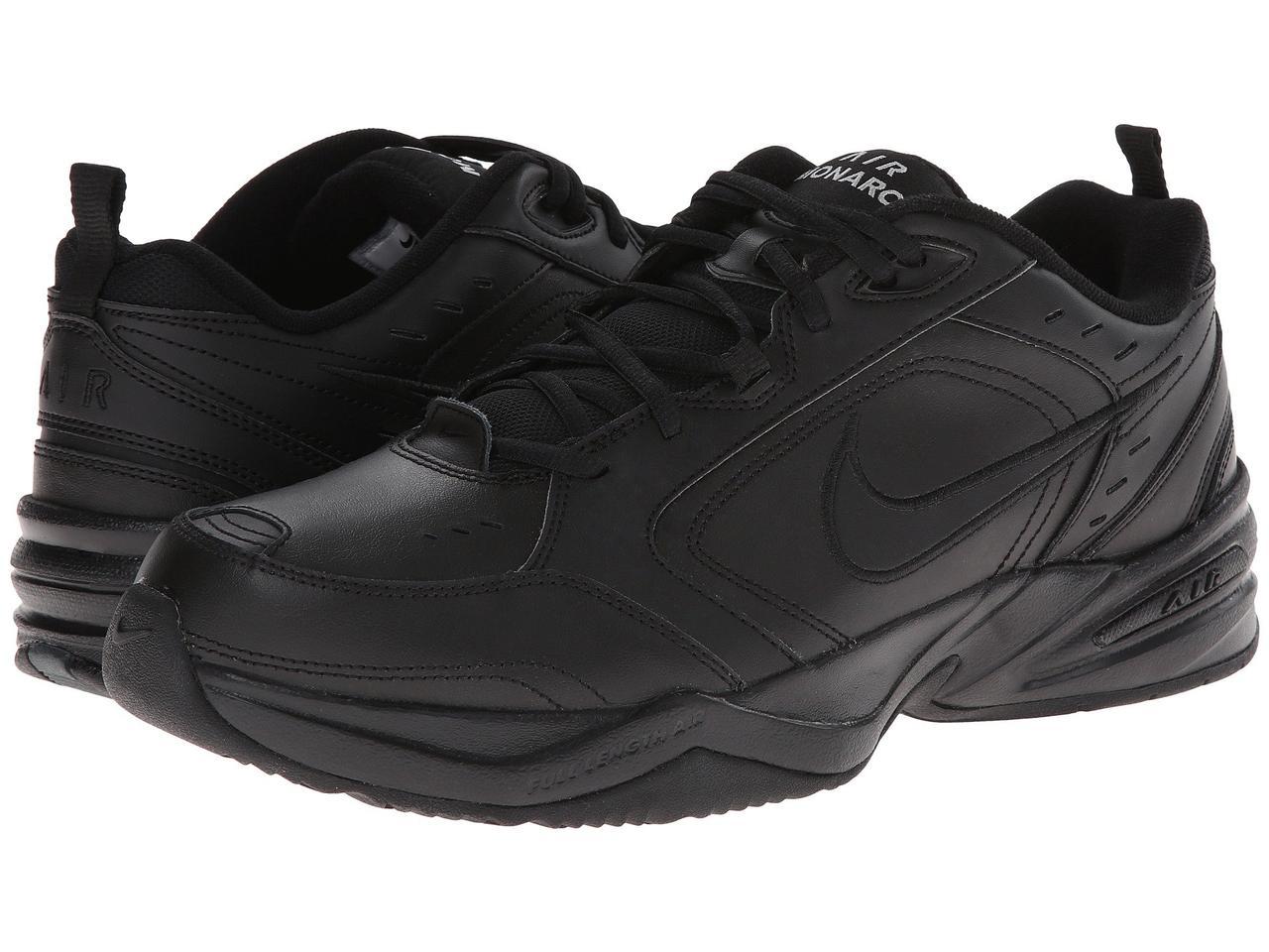 b4c4d84e Кроссовки/Кеды (Оригинал) Nike Air Monarch IV Black/Black, цена 2 ...