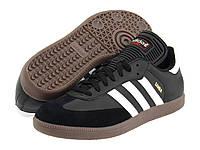 Кроссовки/Кеды (Оригинал) adidas Samba® Classic Black/White