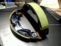 Оригинальные колодки задние GM# 96496764 LACETTI SBI / Sangsin Brake Industry. Колодки ручника EPICA / Korea