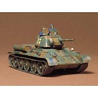 Советский танк T34/76 модель 1943 года (код 200-265547)