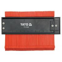 Шаблон профилей 125мм Yato YT-3735