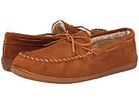 Тапочки (Оригинал) Minnetonka 3902 Brown Suede, фото 1