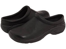 Сабо (Оригинал) Merrell Encore Gust Smooth Black Leather