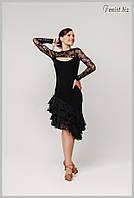 Блуза для танцев латина Fenist № 337