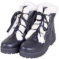 Ботинки женские осенне-зимние 92548