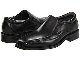 Мокасины (Оригинал) Dockers Franchise Black Polished Leather
