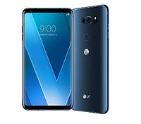 Смартфон LG V30 Plus 1sim 4/128gb Blue 3300 мАч Qualcomm Snapdragon 835, фото 2