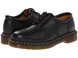 Туфли (Оригинал) Dr. Martens 8053 Black Nappa Leather