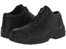 Кроссовки/Кеды (Оригинал) Timberland PRO TiTAN® Oxford Alloy Safety Toe Low Black Smooth Full-Grain Leather