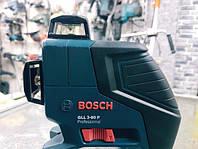 Лазерный нивелир Bosch GLL 3-80 P.