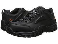 Кроссовки/Кеды (Оригинал) Timberland PRO Mudsill Low Steel Toe Grease Black Oiled, фото 1