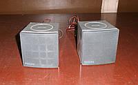 Небольшие пассивные фирменные колонки из Германии Philips CS3000