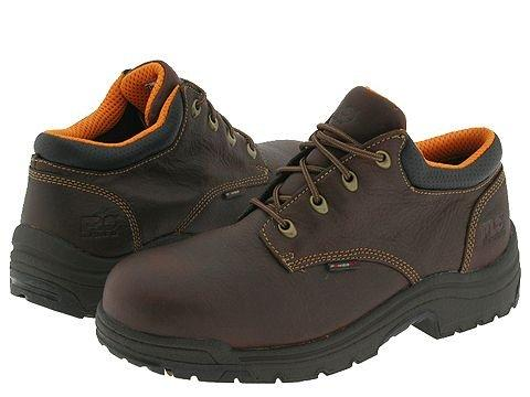Туфли (Оригинал) Timberland PRO TiTAN® Alloy Safety Toe Oxford Haystack Brown Oiled Full-Grain Leather