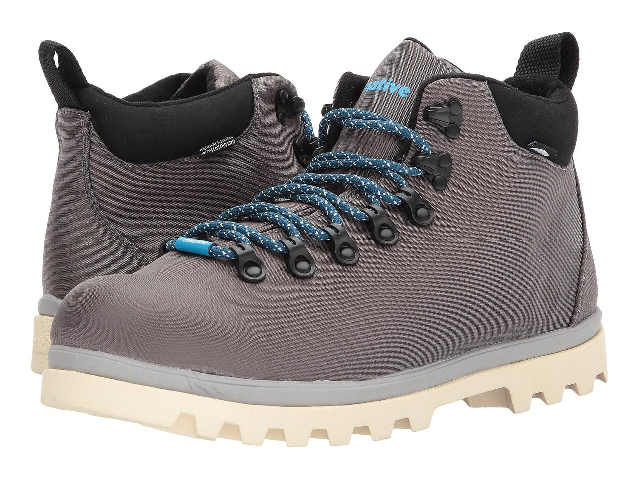 67c40c2b6 Ботинки/Сапоги (Оригинал) Native Shoes Fitzsimmons Treklite Dublin  Grey/Pigeon Grey/