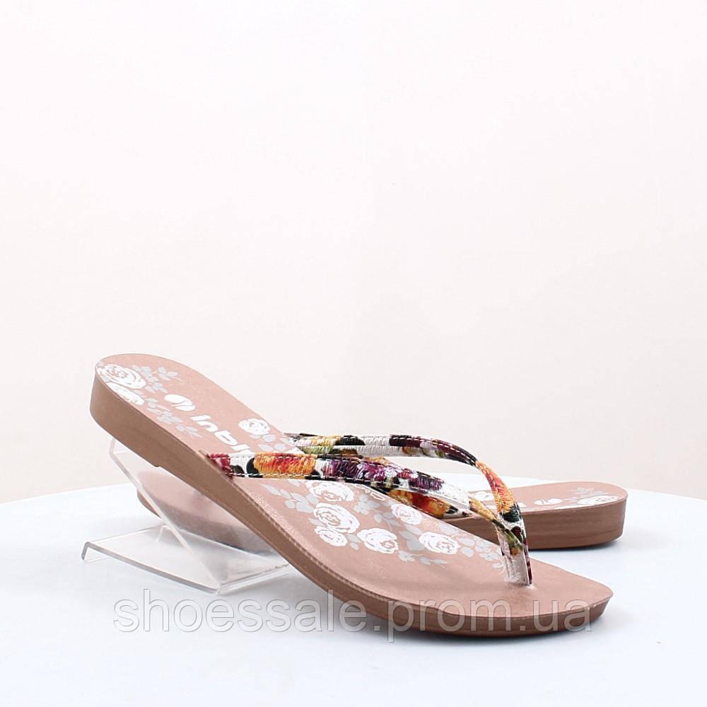Женские вьетнамки Inblu (45860)