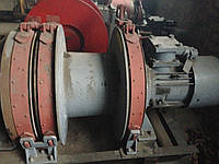 Лебедка шахтная вспомогательная ЛВД-34