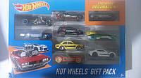 Машинки Hot Wheels 9 Car Gift Pack