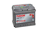 Автомобильный аккумулятор TUDOR High-Tech 6ст-47 А/ч R+ TA 472