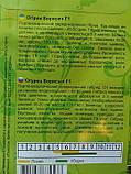Огірок Борисич F1 10шт. (партенокарпик), фото 2