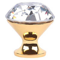 Ручка Ferro Fiori Lux золото полированное