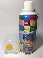 Цветной спрей для волос Mefapo. Цвет льняной