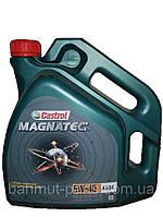 Масло моторное Castrol Magnatec 5W-40 A3/В4
