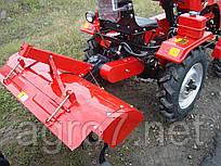 Почвофреза с редуктором на мототрактор DW 150 RXL