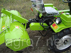 Почвофреза с редуктором на мототрактор DW 150 RX