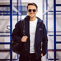Демисезонная мужская куртка F&F Denver, темно-синяя