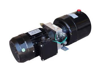 Гидравлическая мини маслостанция с функцией аварийной остановки при падении