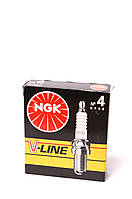 Свечи зажигания NGK-4 Lada BP6E 5637 2101-07 комплект 4шт