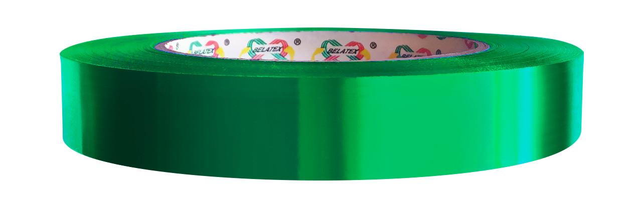 Лента флористическая металл зеленая (2см х 50ярдов)