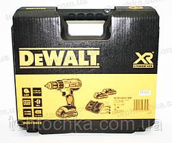 Аккумуляторный шуруповерт DeWALT DCD734C2 , фото 3