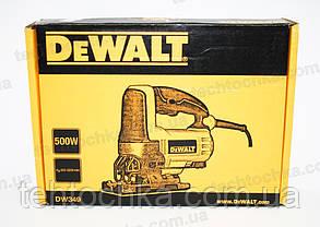 Лобзик электрический DeWALT DW349, фото 2