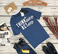 Яркая футболка с принтом от Zara  TS5396