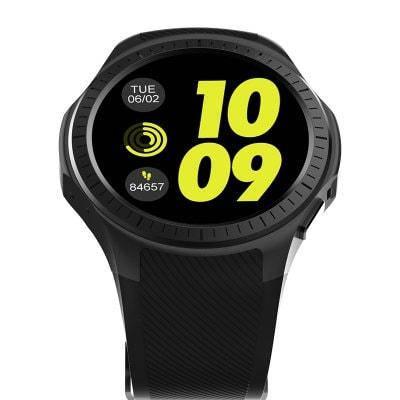 Умные часы телефон Microwear L1 - Чёрный, фото 2