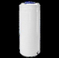 Ёмкость вертикальная 500 литров однослойная 68 х 164 см