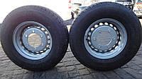 Резина GOODYEAR 285/65 R16C с дисками на Sprinter 906/Crafter, фото 1