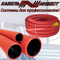 Труба двустенная 40-200мм
