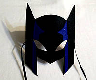 Набор Карнавальных масок Супергерои Бэтмен, Флеш, Человек Паук. Игры с детьми.