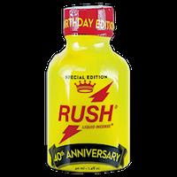 Poppers RUSH® 40 Anniversary 40ml/1.4oz USA, фото 1